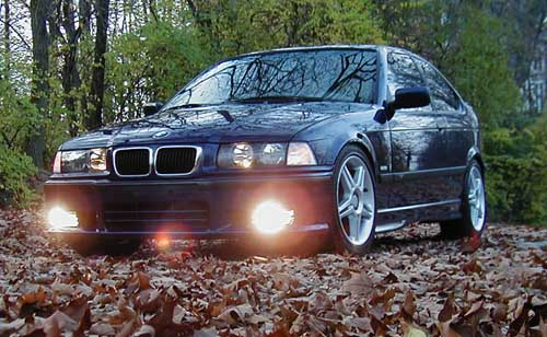 -BMW M-Technic Rear Spoiler -BMW Clear Signal Lens -ZKW Euro Headlights